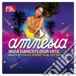 Amnezia ibiza dancefloor hit cd musicale di Artisti Vari