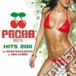 Pacha ibiza hits 2011 cd musicale di Artisti Vari