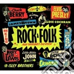 Rock & folk - les origines du rock cd musicale di Artisti Vari