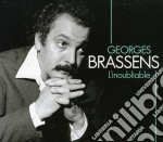 L'inoubliable/the unforgettable cd musicale di Georges Brassens