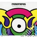 Technocolor cd musicale di Masomenos