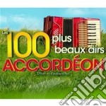 Les 100 plus beaux airs d'accordeon cd musicale di Artisti Vari