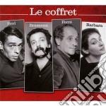 Brel/brassens/barbara/ferre cd musicale di Artisti Vari