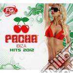 Pacha ibiza hits 2012 cd musicale di Artisti Vari