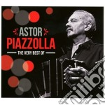 The very best of cd musicale di Astor Piazzolla
