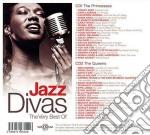 Jazz divas - the very best of vol.1 cd musicale di Artisti Vari