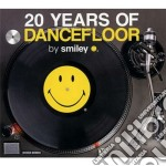 20 years of dancefloor cd musicale di Artisti Vari