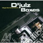 D'JULZ BOXES (2CD) cd musicale di ARTISTI VARI