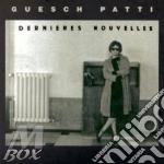 Dernieres nouvelles cd musicale di Patti Guesch