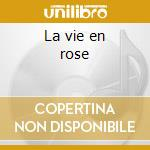 La vie en rose cd musicale