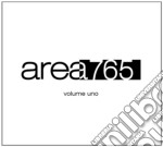 Volume uno cd musicale di Area 765