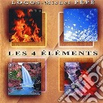 LES 4 ELEMENTS                            cd musicale di LOGOS / PEPE' MICHEL
