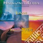 Pepe' Michel / Logos - Harmonia Terra cd musicale di Michel/logos Pepe