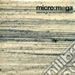 WHERE WE GO WE DON'T NEED IT ANYMORE      cd musicale di MICRO:MEGA