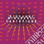CD - GIOVANNI MIRABASSI - CANTOPIANO cd musicale di GIOVANNI MIRABASSI