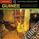 GUINEA: CULTURAL REVOLUTION - AFRICAN PE cd musicale di AA.VV.