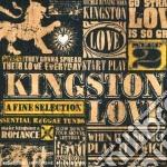 Kingston Love Vol.2 cd musicale di ARTISTI VARI