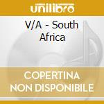 V/A - South Africa cd musicale