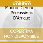 Percussion d'afrique 2 cd musicale di Air mail music