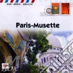 Jean Robert Chappelet - Paris-Musette cd musicale di Air mail music