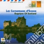 V/A - Bagpipes Of Scotland cd musicale di Air mail music