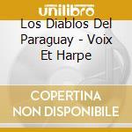 Paraguay cd musicale di Air mail music