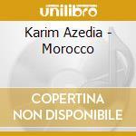 Marocco cd musicale di Air mail music