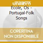 Portogallo:folklore de minho cd musicale di Air mail music