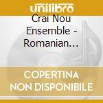 Romania: il flauto di pan cd musicale di Artisti Vari