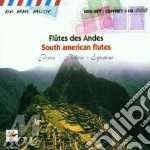 Flutes des andes cd musicale di Air mail music