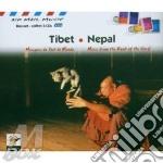 Tibet/nepal cd musicale di Artisti Vari