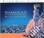Nausicaa Of The Valley Of The Wind cd musicale di Hayao Miyazaki