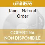 Natural order cd musicale