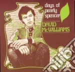 DAYS OF PEARLY SPENCER cd musicale di MCWILLIAMS DAVID