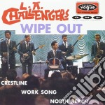 WIPE OUT cd musicale di L.A. CHALLENGERS