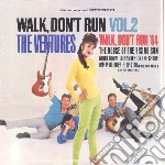 The Ventures +3 Bt - Walk, Don'T Run Vol.2 cd musicale di VENTURES