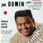 Fats Domino - Whole Lotta Lovin' cd musicale di FATS DOMINO