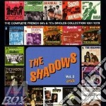 FRENCH SIXTIES & SEVENTIES V.2 cd musicale di SHADOWS