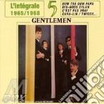L'integrale 1965-'68 cd musicale di 5 gentlemen (+ 2 b.t