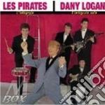 L'integrale cd musicale di Les pirates+dany log