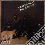 THE NEW AGE cd musicale di CANNED HEAT