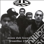 FRONT LINE 1993-97/inedits+remix cd musicale di Asian dub foundation