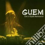LIVE A L'ELISEE MONTMARTRE/PARIS cd musicale di GUEM
