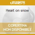 Heart on snow cd musicale di Marc Almond