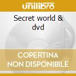 Secret world & dvd cd musicale di Tears for fears