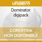 Dominator digipack cd musicale di Wasp