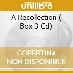 A RECOLLECTION ( BOX 3 CD) cd musicale di Guns Deity