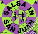 Salsa in san juan cd musicale di Artisti Vari
