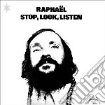 (LP VINILE) Stop, look, listen lp vinile di Raphael