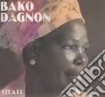 TITATI cd musicale di BAKO DAGNON